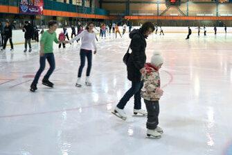 Фото хоккейный центр
